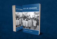 صورة مدينة الغرباء .. الهجرة الخليجية والجالية الهندية في البحرين (إنجليزي)