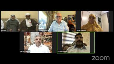 صورة التكتل النيابي العربي للتضامن مع الرمز حسن مشيمع يدعو سلطات البحرين إلى إطلاق سراحه فورا