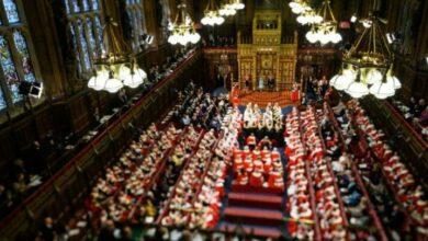 صورة مجلس اللوردات البريطاني يعقد جلسة ساخنة عن أوضاع حقوق الإنسان في البحرين