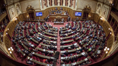 صورة بجهود منظمة أميركيون (ADHRB) برلمانيون فرنسيون يطرحون أسئلة بشأن حالة حقوق الإنسان في البحرين